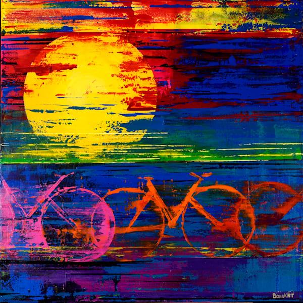 Bikes Art   benbonart