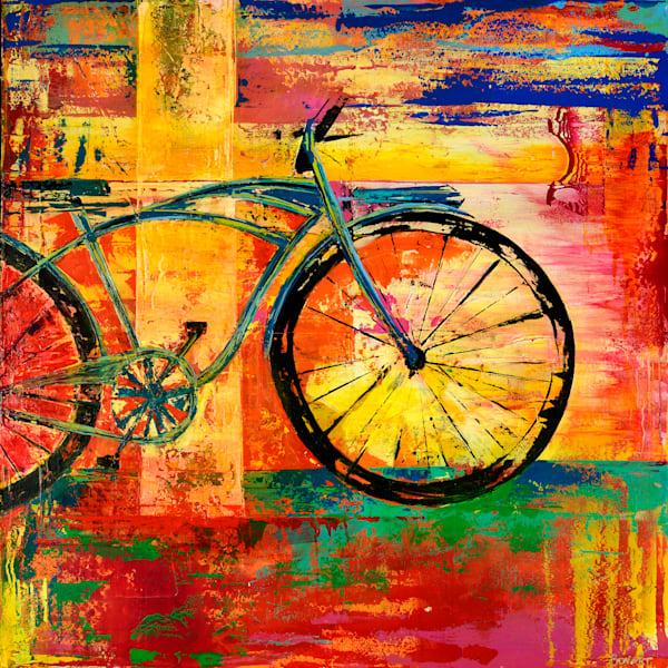 The Bike Art   benbonart