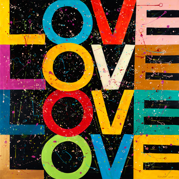 Love 5 Art   benbonart