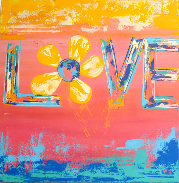 Love Beach Hi Res Art | benbonart