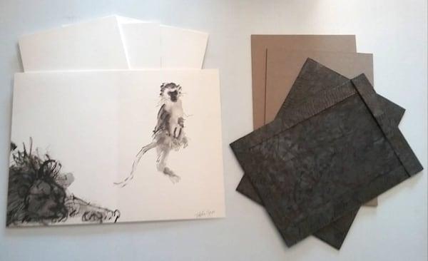 Zoo Sketchbook Kit