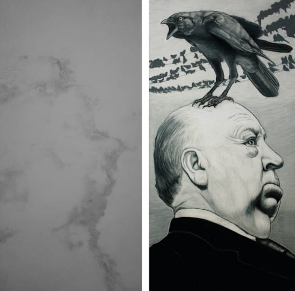 Alfred Hitchcock Art | RPAC Gallery