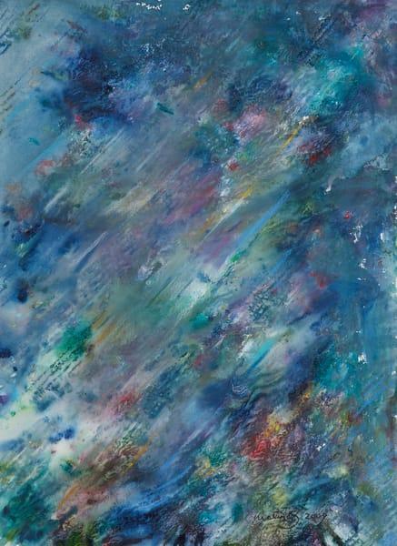 Abstract nature paintings:shop prints/shop.malinskystudio.com