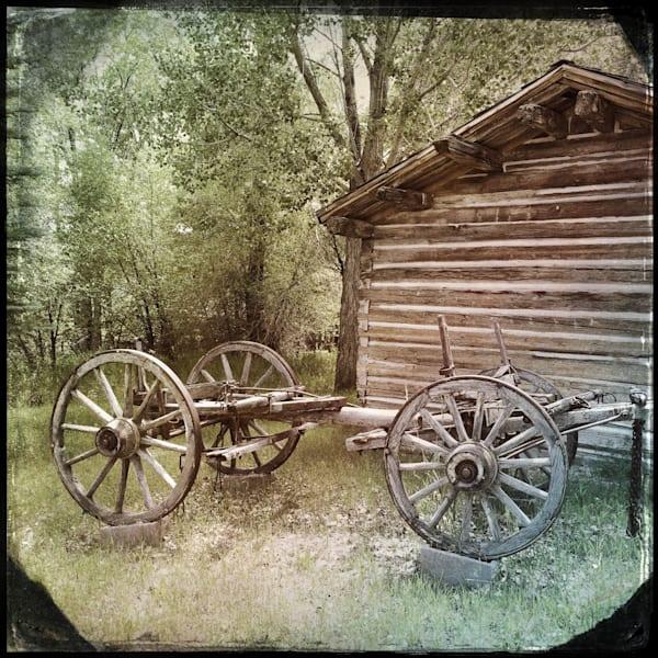 Wagon Wheels Art | photographicsart