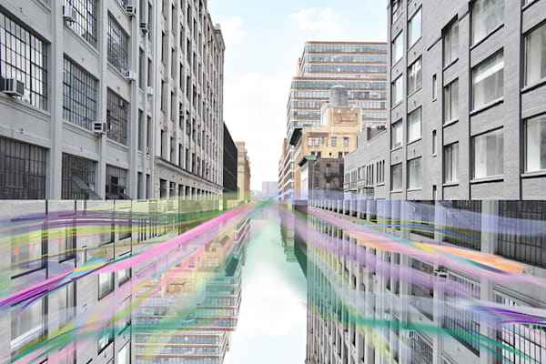 Caroline Geys | Dream Shifts | Digital Art & Photography | The High Line