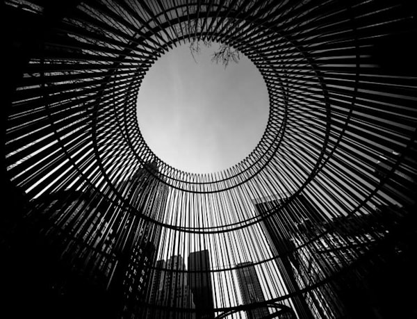 On The Grid by Wayne Fisher | SavvyArt Market