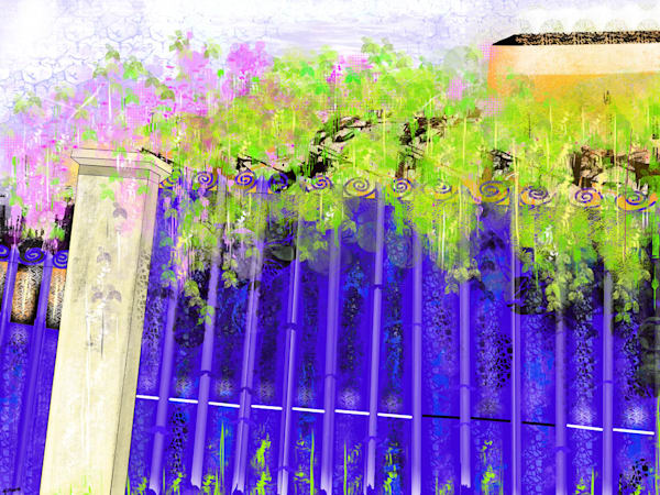 Parisian Garden Art | capeanngiclee