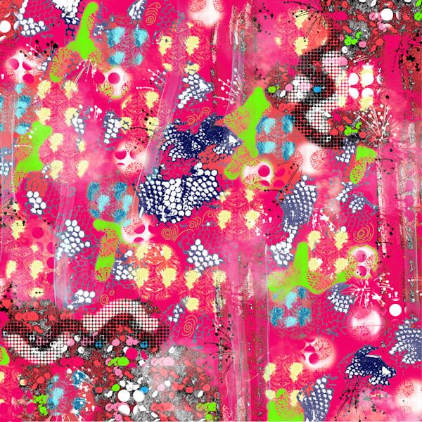 Raspberry Flavor Art | capeanngiclee