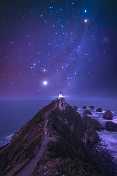 'Nuggets & Stars' Photograph for sale as Fine Art