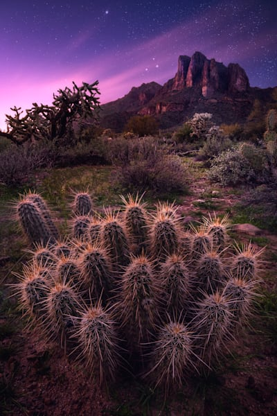 'Twilight & Superstition' Photograph by Jess Santos for sale as Fine Art