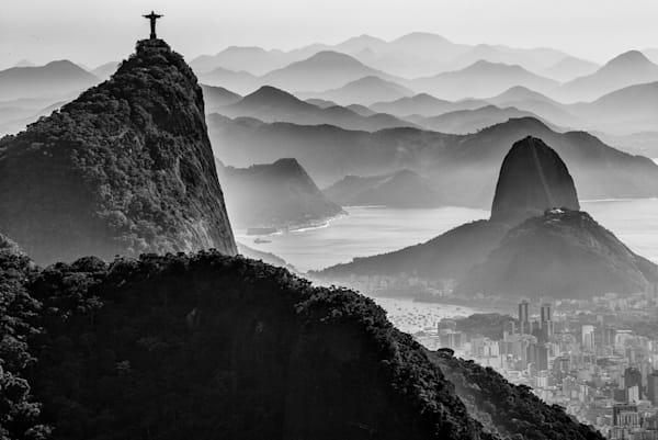 Rio De Janeiro 1 Photography Art | Roberto Vámos Photography