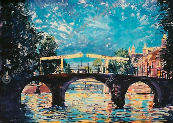 Draw Bridge, Amsterdam