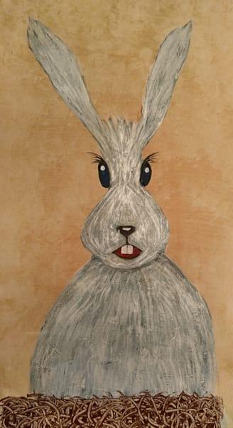 Bunny Art | Patricia Franklin