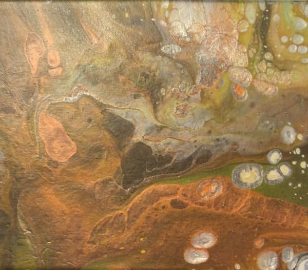 Furtile Cavern Art | Patricia Franklin