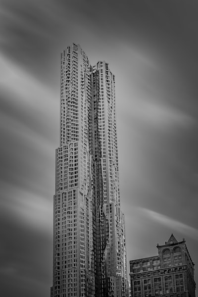 Gehry Building Photograph for sale as Fine Art