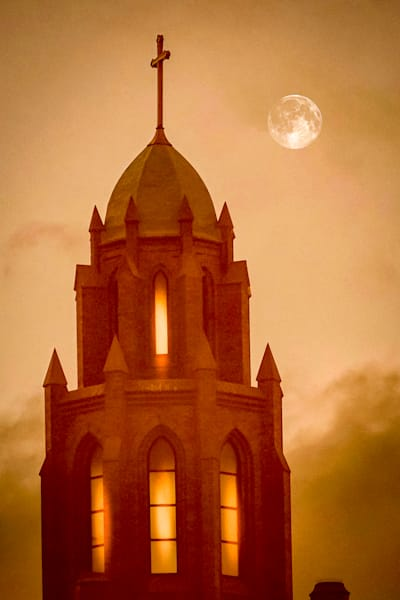 Saint Agnes Cathedral Photograph for Sale as Fine Art