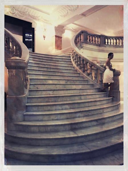 Staircase, Gran Teatro Art | photographicsart