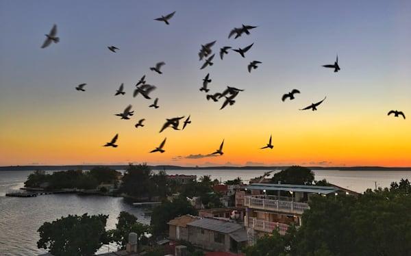Sunset, Cienfuegos Art | photographicsart