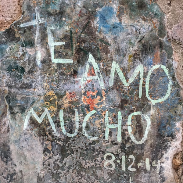Te Amo Mucho Art | photographicsart