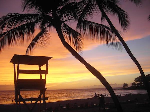 Kohala Coast Sunset Photography Art | Brian Ross Photography