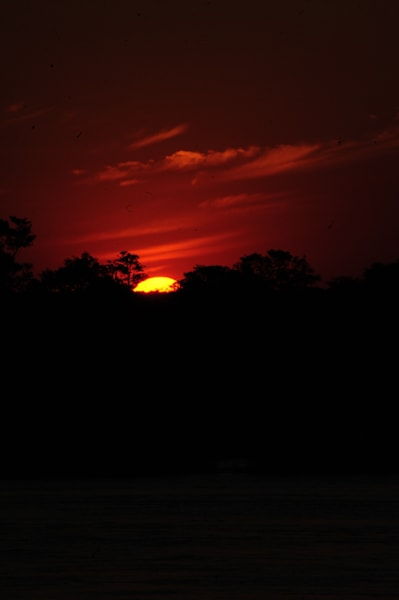 African Sunset Photography Art | Brian Ross Photography