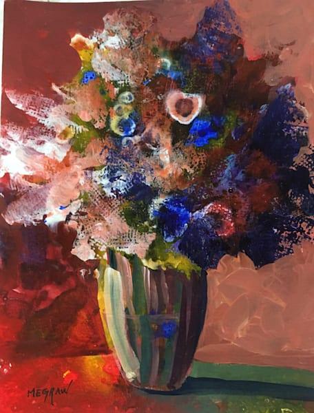 Vase of Flowers I
