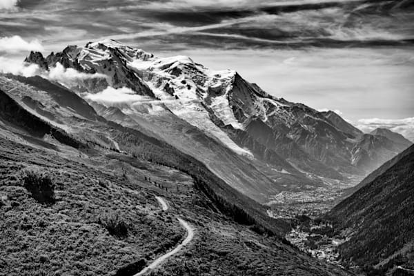 Mont Blanc Photography Art | Roberto Vámos Photography