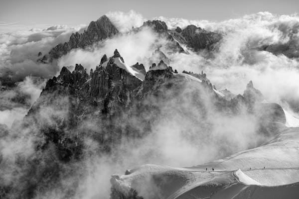 Alps   Chamonix 1 Photography Art | Roberto Vámos Photography