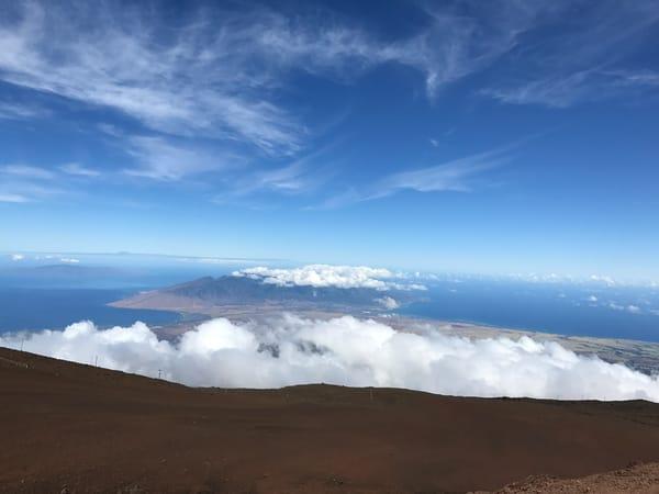 Maui, Atop Haleakala Ii Photography Art | Brian Ross Photography