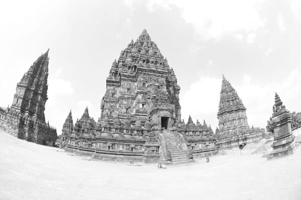Prambanan  Wide  Java, Indonesia Photography Art | Brian Ross Photography