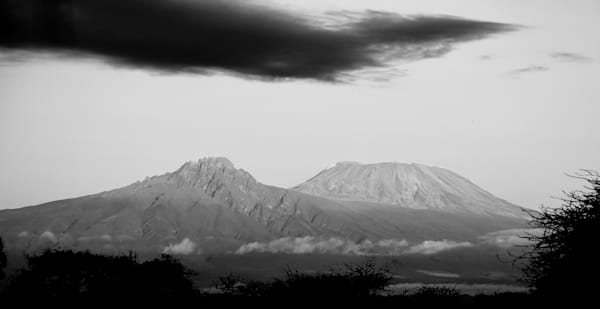 Kilimanjaro Photography Art | Brian Ross Photography