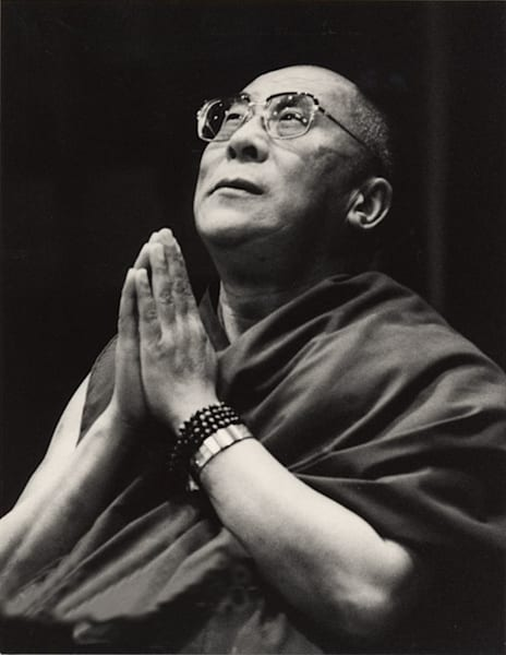 Dalai Lama  Xiv. Pretoria, South Africa. 1997 Photography Art | Brian Ross Photography