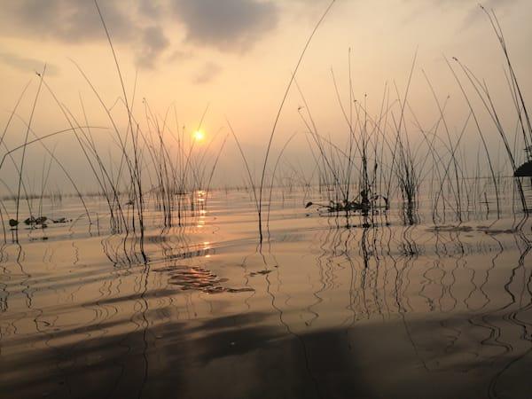 Kerala Sunrise Ii, India Photography Art | Brian Ross Photography