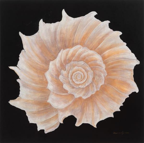White Shell Art | Lindberghaus, Art by Dagi G.