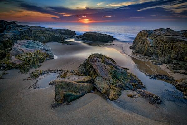 Summer Morn on Georgetown Island by Rick Berk