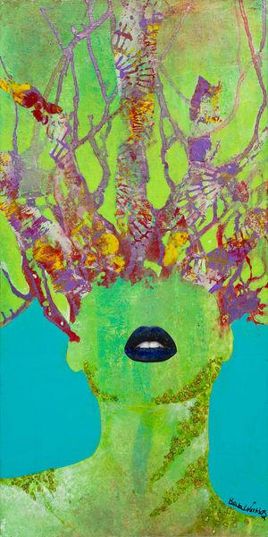 Orgasm Art | Becka Watkins Art