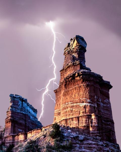 Lightning up the Lighthouse