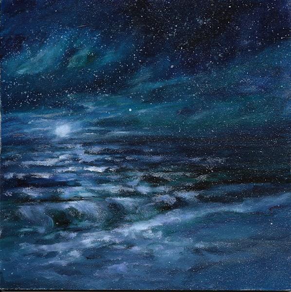 Original: Ocean Night Scene