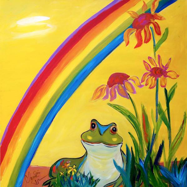 Freddy the Funny Frog