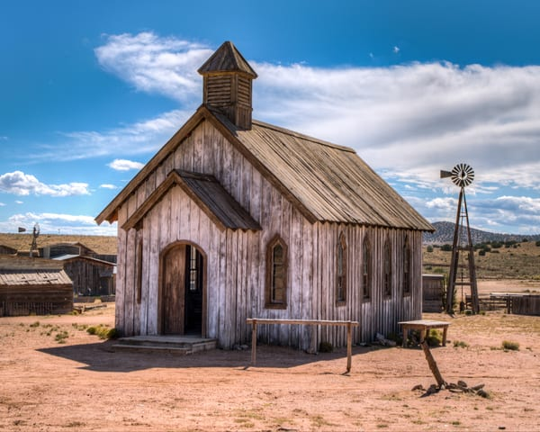 Old West Sunday School