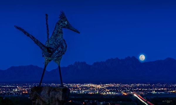 Fine Art Photographs of Las Cruces Sentinel | d'Ellis PhotographicArt by Bill