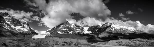 The glaciers of the Columbia Icefields .Banff National Park|Canadian Rockies|rocky Mountains|