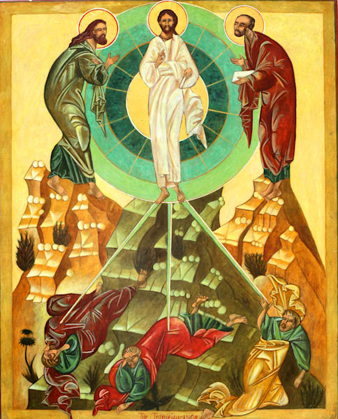 Transfiguration, Icon, Scripture, religious painting