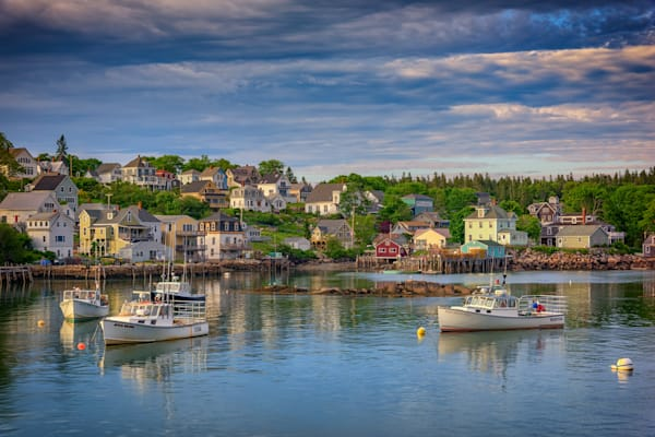 Stonington Harbor | Shop Photography by Rick Berk