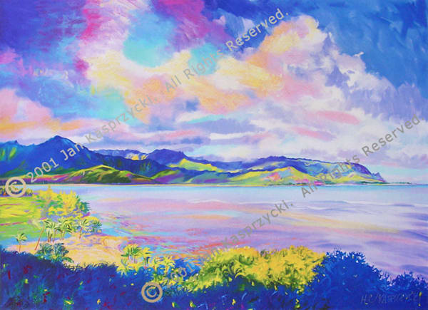 Hanalei Bay, Ltd Edition