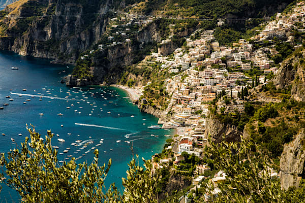 Amalfi Coast Art | Jamie Lightfoot, Artist