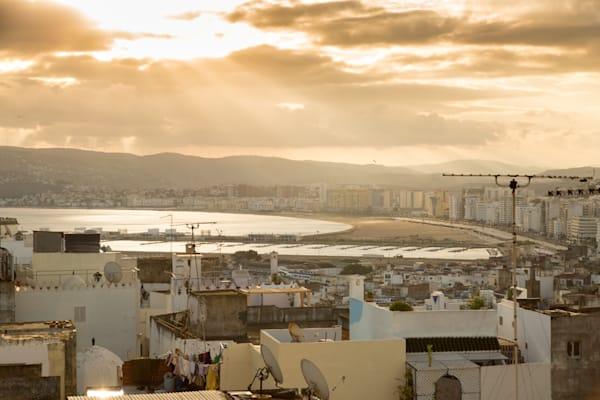 Sunrise In Morocco Art | Jamie Lightfoot, Artist