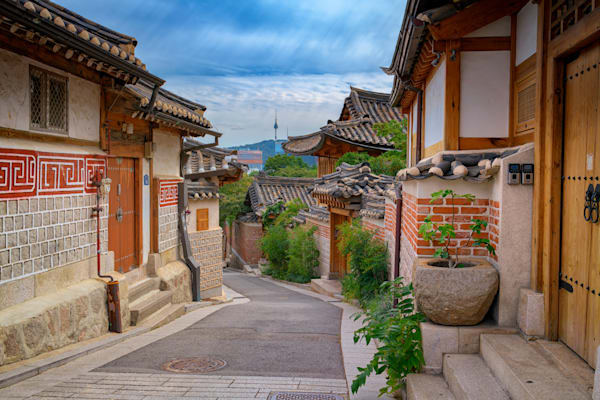 Bukchon Hanok Village | Shop Photography by Rick Berk