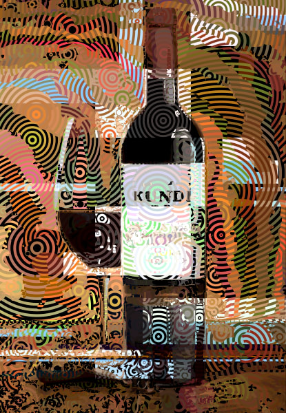 Kunde Winery Art Canvas