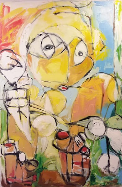 Morning Communion Art | Fountainhead Gallery